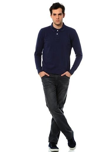 T-Box Tişört Lacivert
